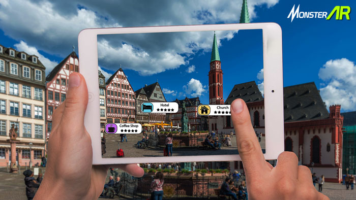 Augmented Reality Tourism