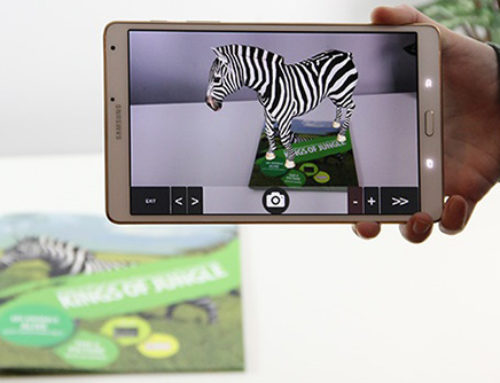 Learning Make Easy Using Augmented Reality