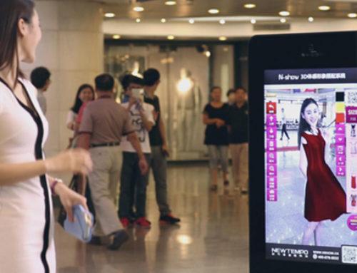 Virtual Dressing Room, Future of Fitting Mirror