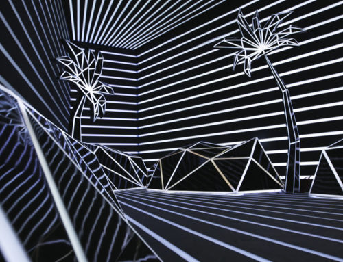 Projection Mapping – Generasi Trending Teknologi