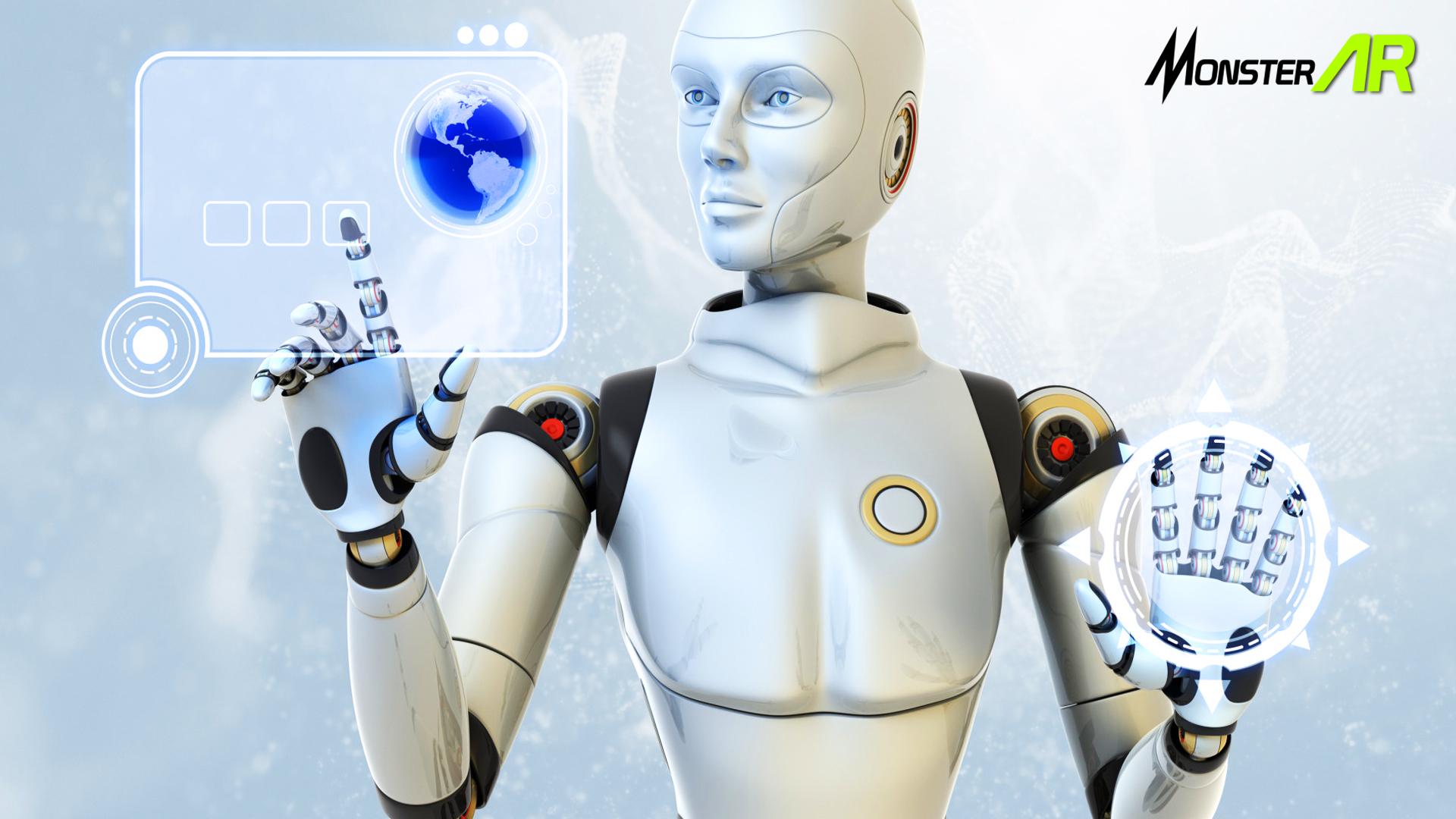 generasi robot