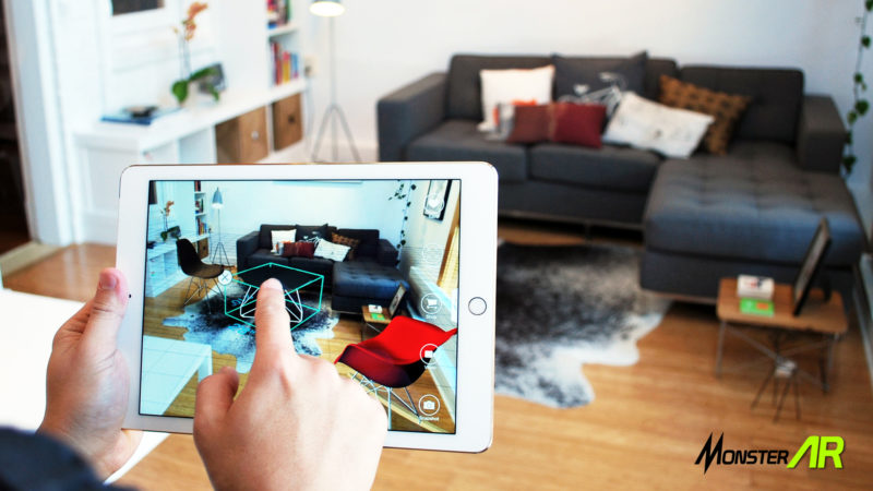 augmented reality di 2018