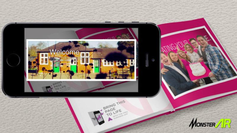 augmented reality untuk marketing