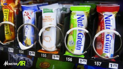 vending machine yang sehat
