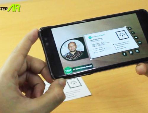 4 Alasan Kenapa Anda Harus Beralih ke Kartu Nama Augmented Reality