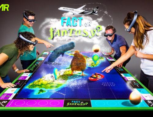 Penggunaan Game AR Sebagai Upaya Untuk Mempromosikan Pariwisata