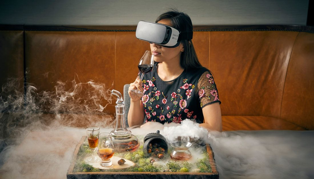 Virtual Reality Membuat Cita Rasa Makanan Menjadi Lebih Nikmat Augmented Reality Indonesia