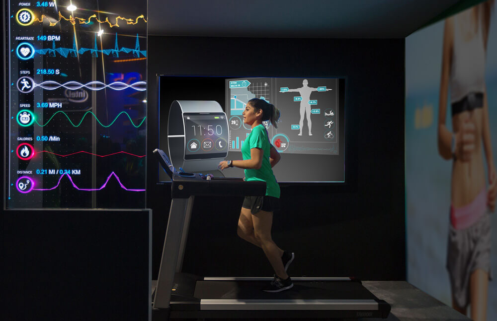 augmented reality fitness