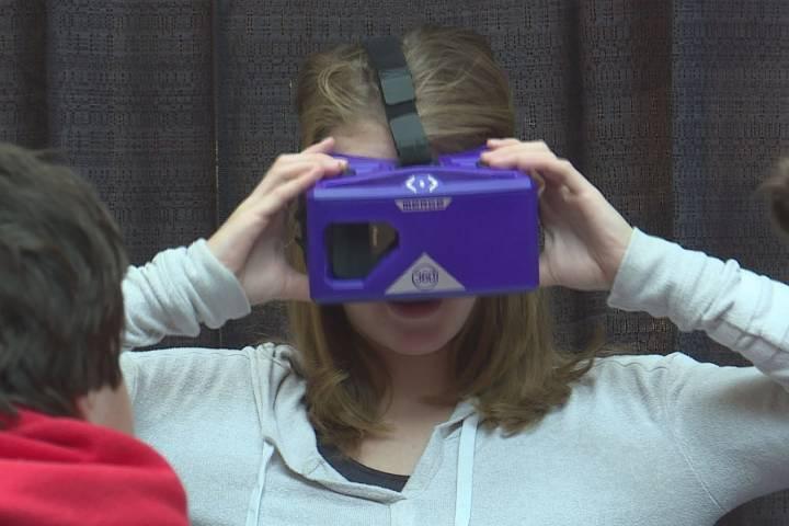 VR Untuk Media Belajar Membuka Potensi Belajar Murid