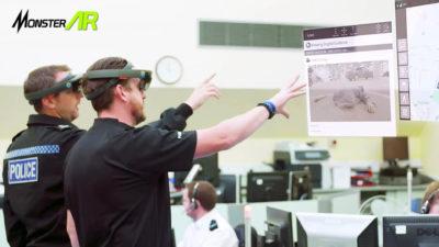 augmented reality memberantas kejahatan