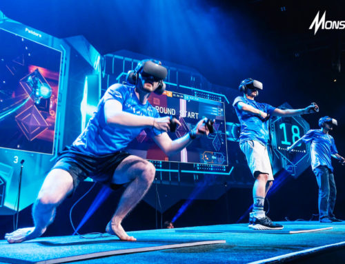 Virtual Reality Akan Merevolusi Industri Game di Masa Depan