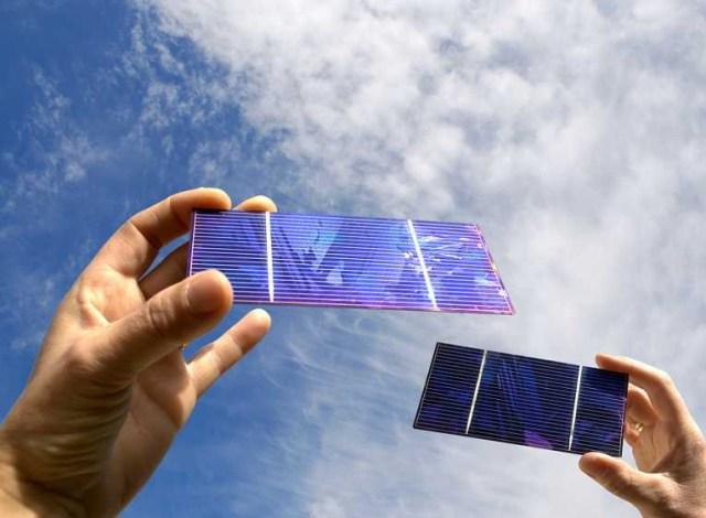 nano teknologi panel surya