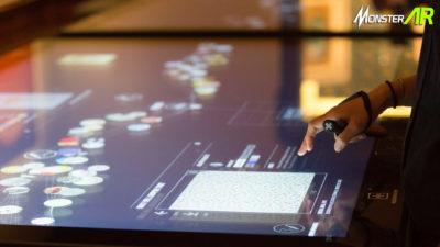 media smart table