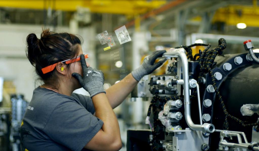 augmented reality keselamatan kerja