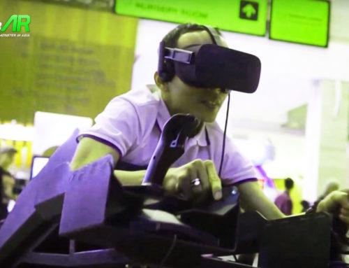 Perkembangan Industri Game Virtual Reality di Jakarta
