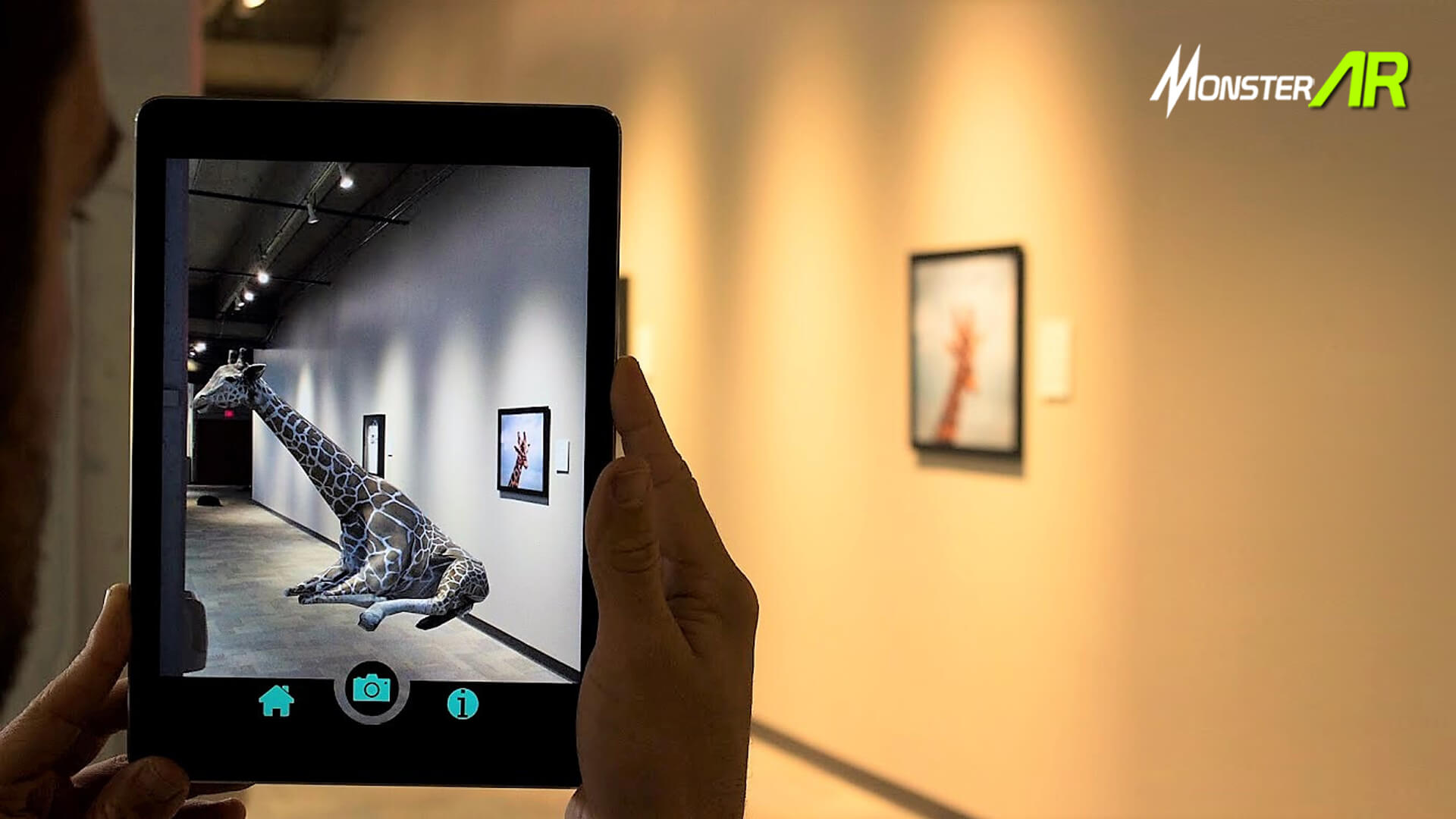 Museum Augmented Reality