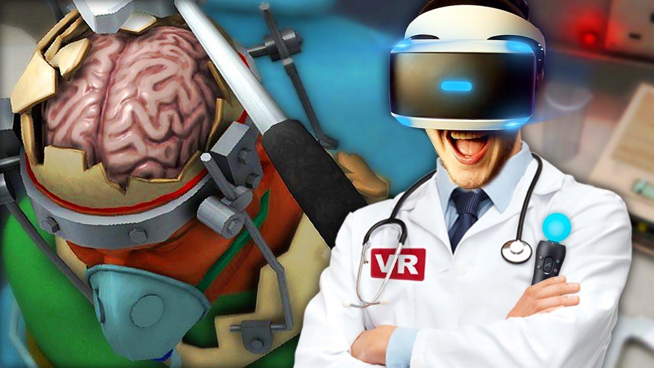 teknologi vr untuk ilmu bedah