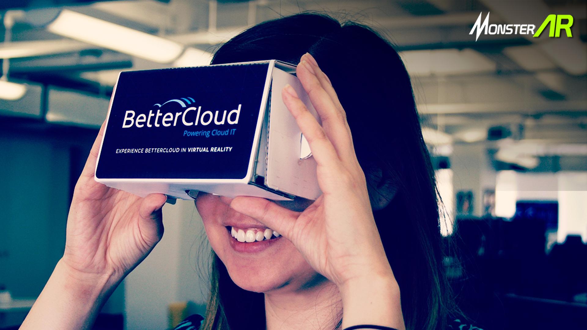 contoh virtual reality