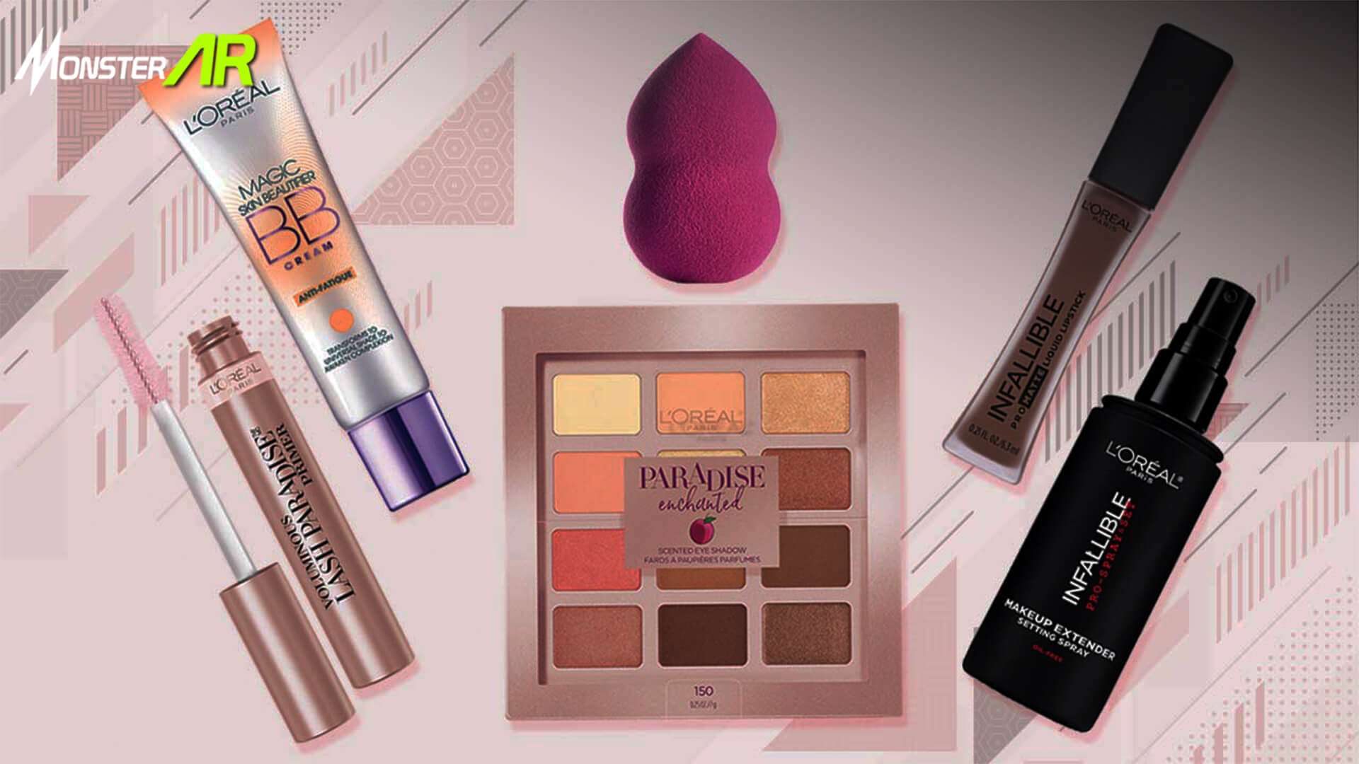 membeli makeup secara online