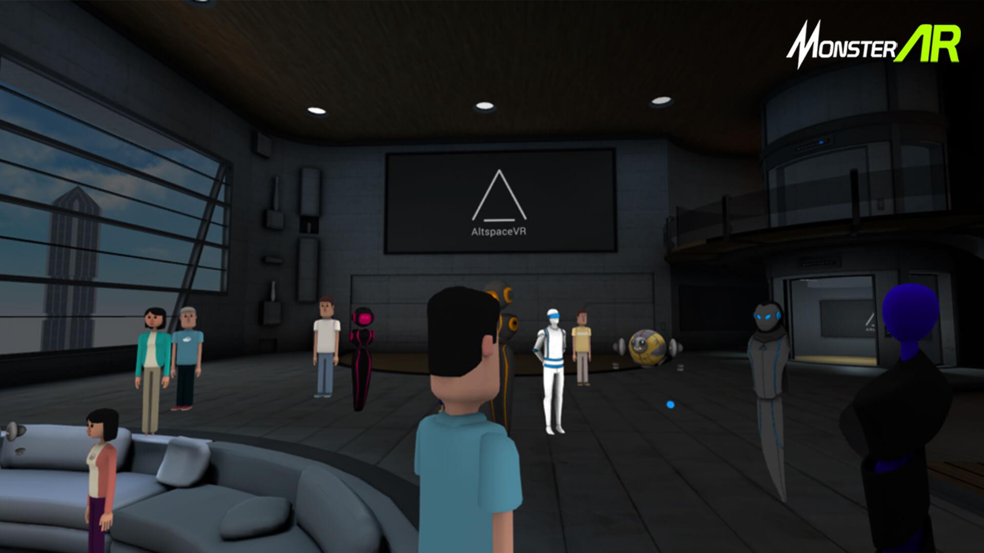 virtual chatroom