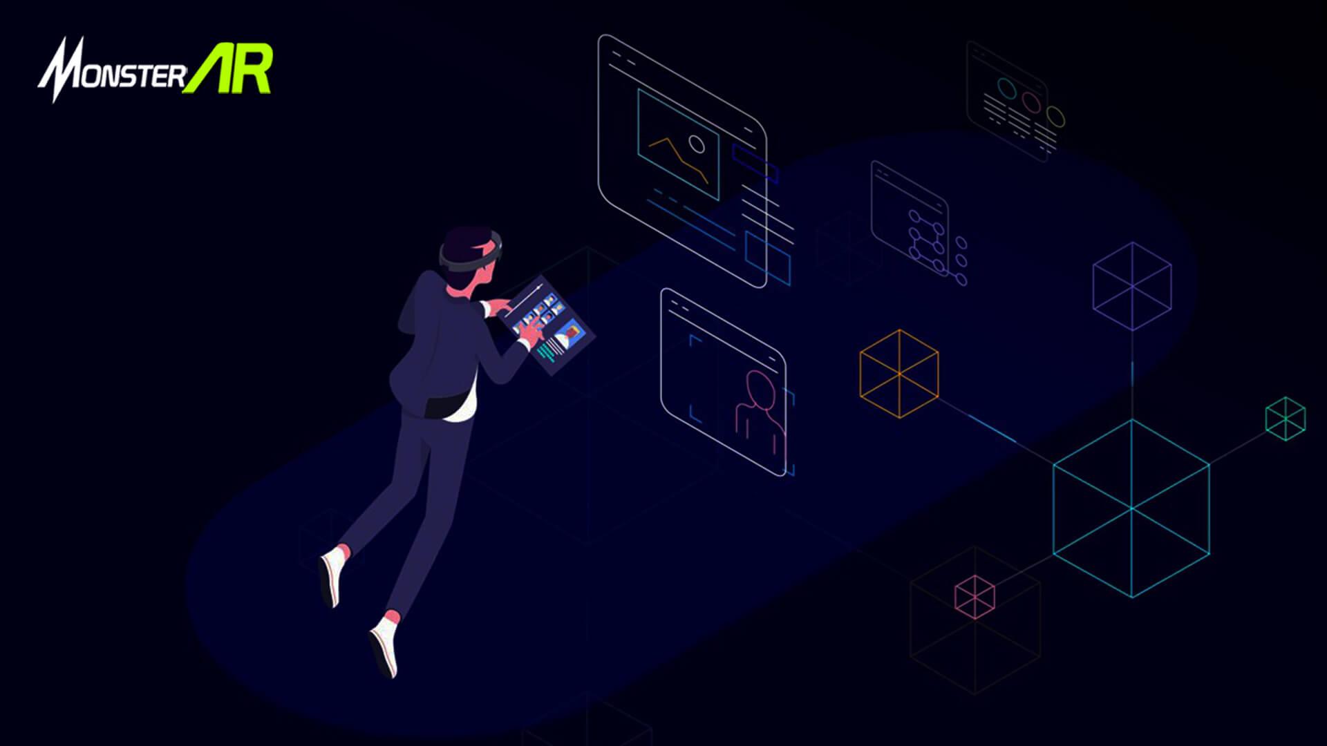 project blockchain vr