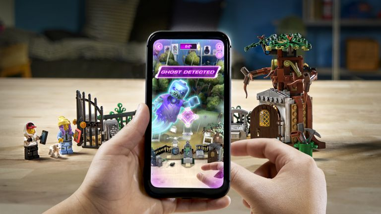 teknologi 5G lego AR