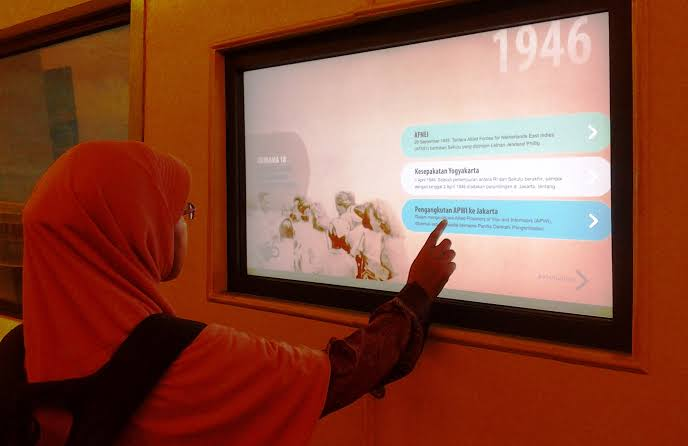 museum digital di Indonesia