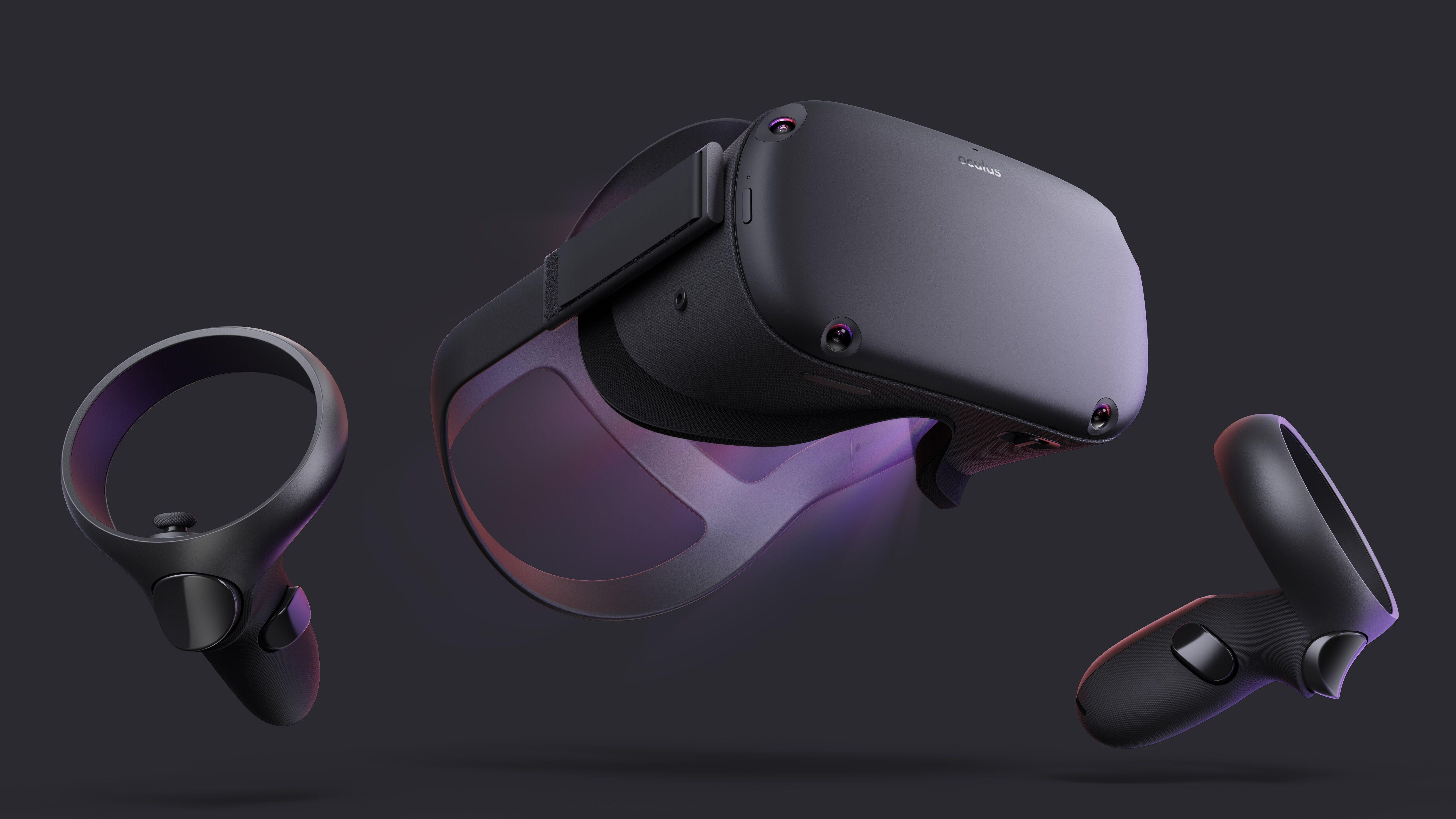 Oculus Quests Facebook