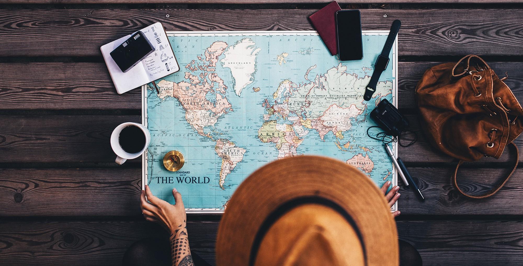 artificial inteligence traveller