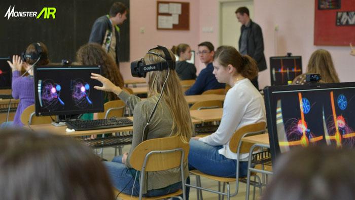 Teknologi VR Untuk 1000 Guru Indonesia