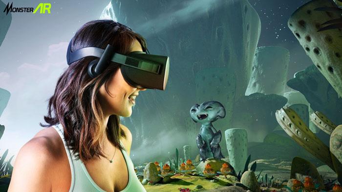VR untuk traveler