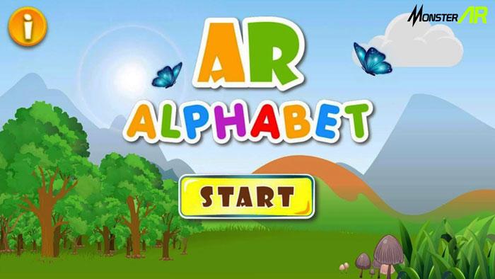 Aplikasi Alphabet AR