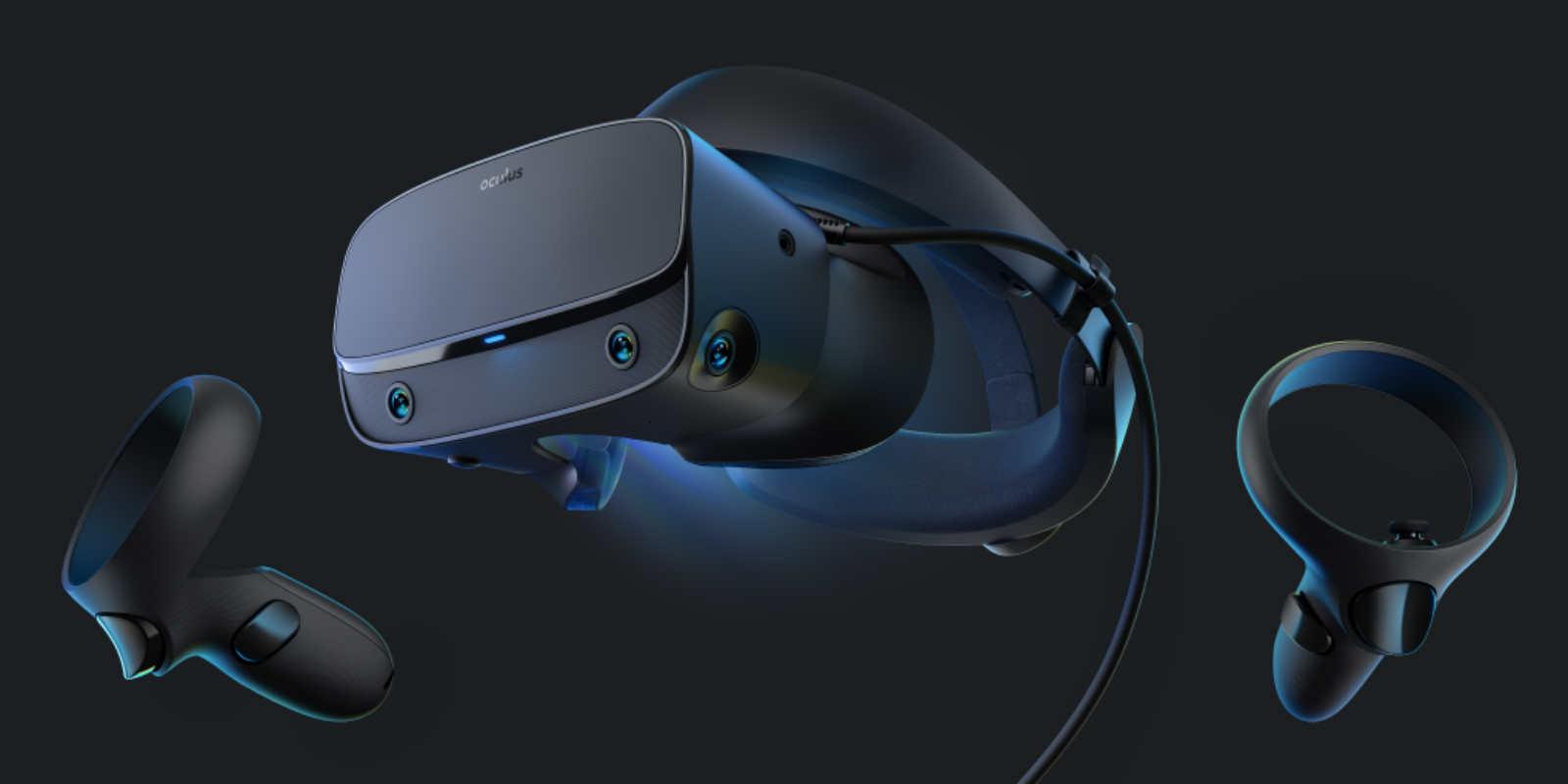 headset vr oculus rift s