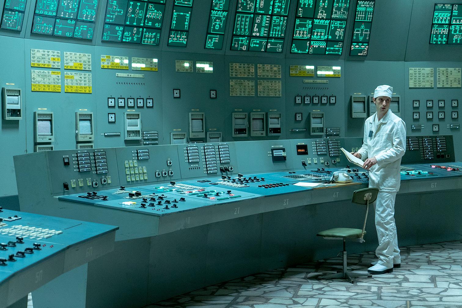 pelatihan keselamatan tenaga nuklir