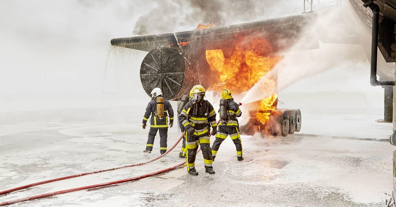 pelatihan keselamatan kerja pemadam kebakaran