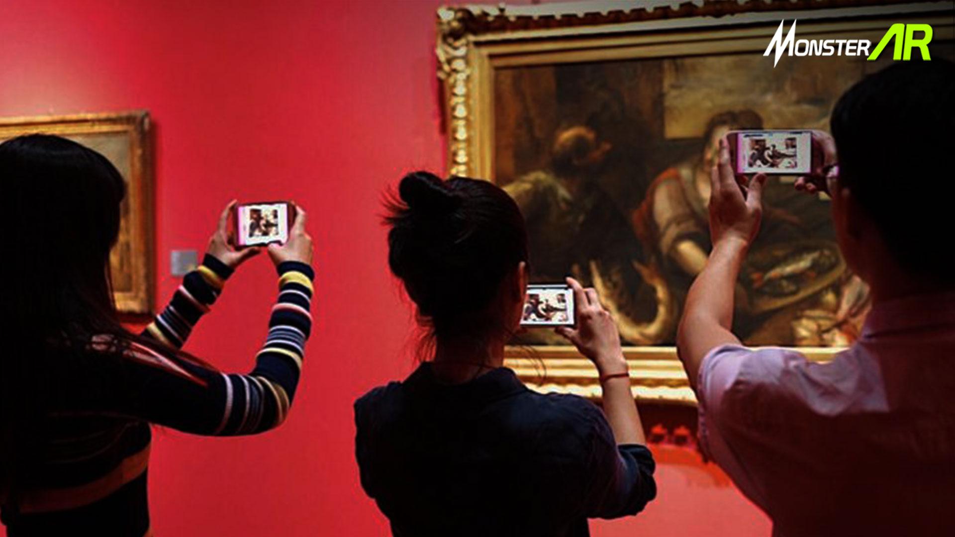 Karya Seni Museum Interaktif