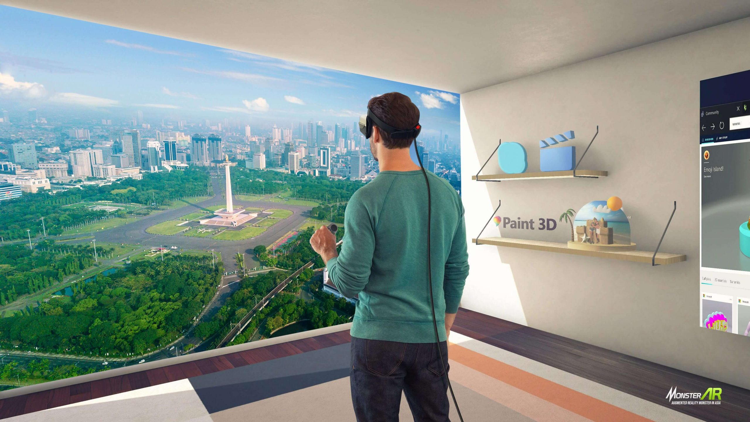 VR di Indonesia