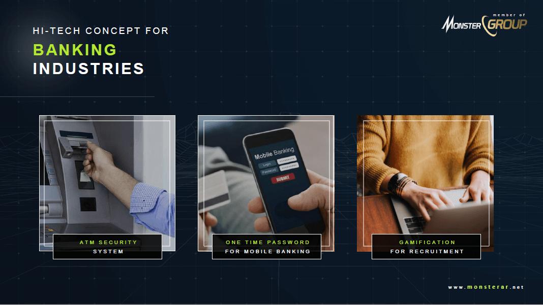 teknologi keamanan banking