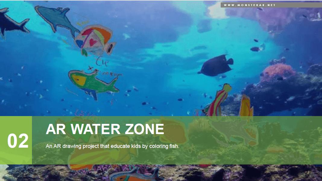 wahana trans studio cibubur aquarium ar