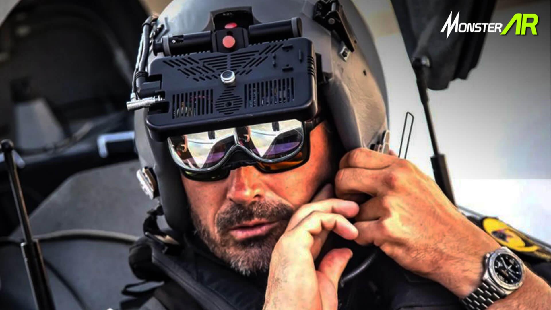 AR Untuk Pelatihan Pilot
