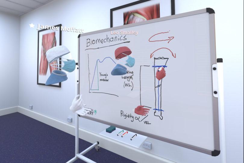 virtual reality pelatihan bedah