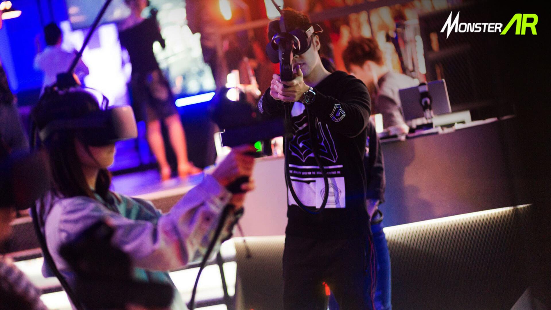 VR Theme Park Terbaru