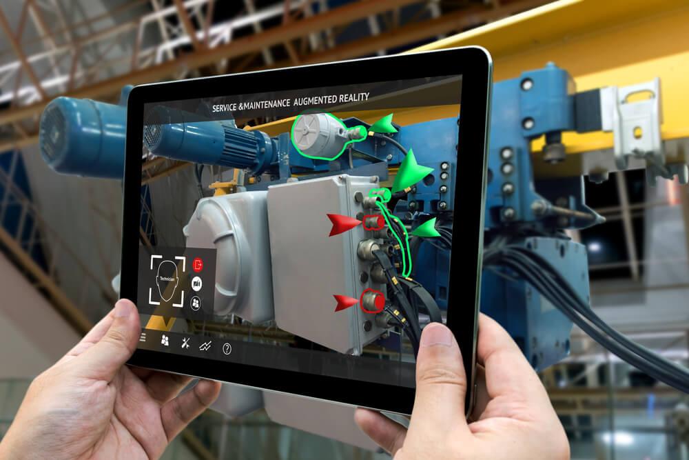 Augmented Reality Dalam Bisnis energi