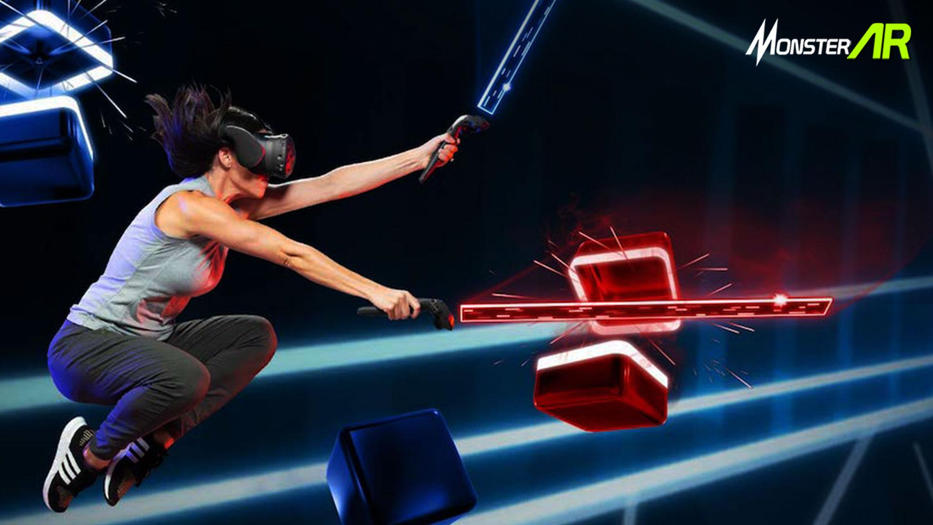 Game VR Olah Raga