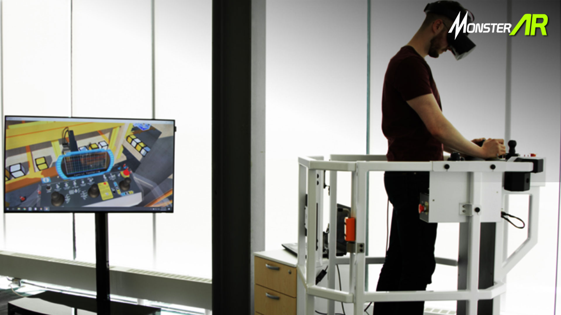 VR Tingkatkan Keselamatan Kerja