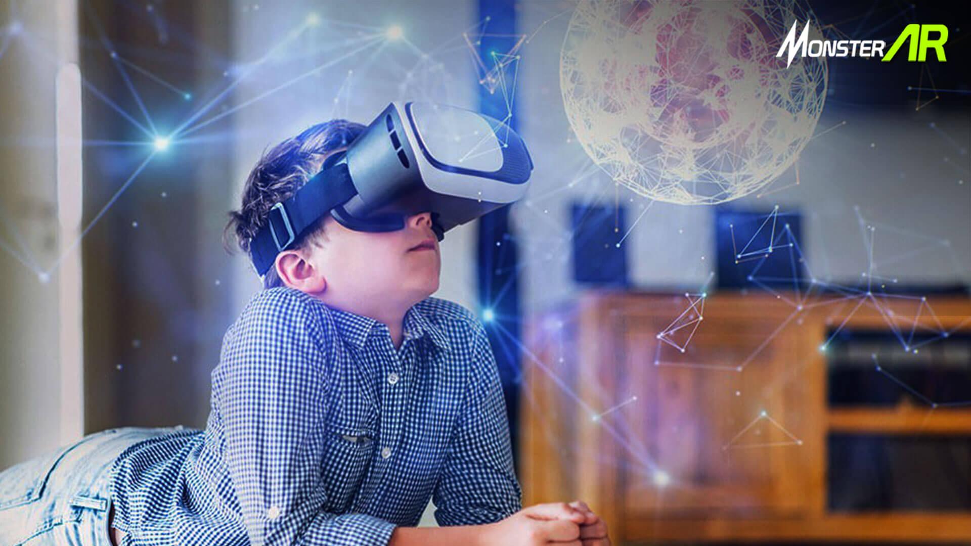 VR untuk Media Pendidikan