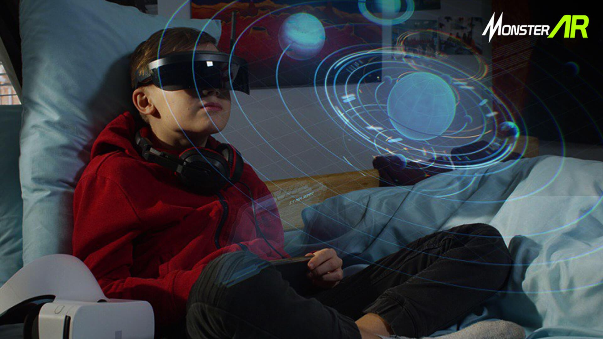 Augmented Reality Pembelajaran Jarak Jauh