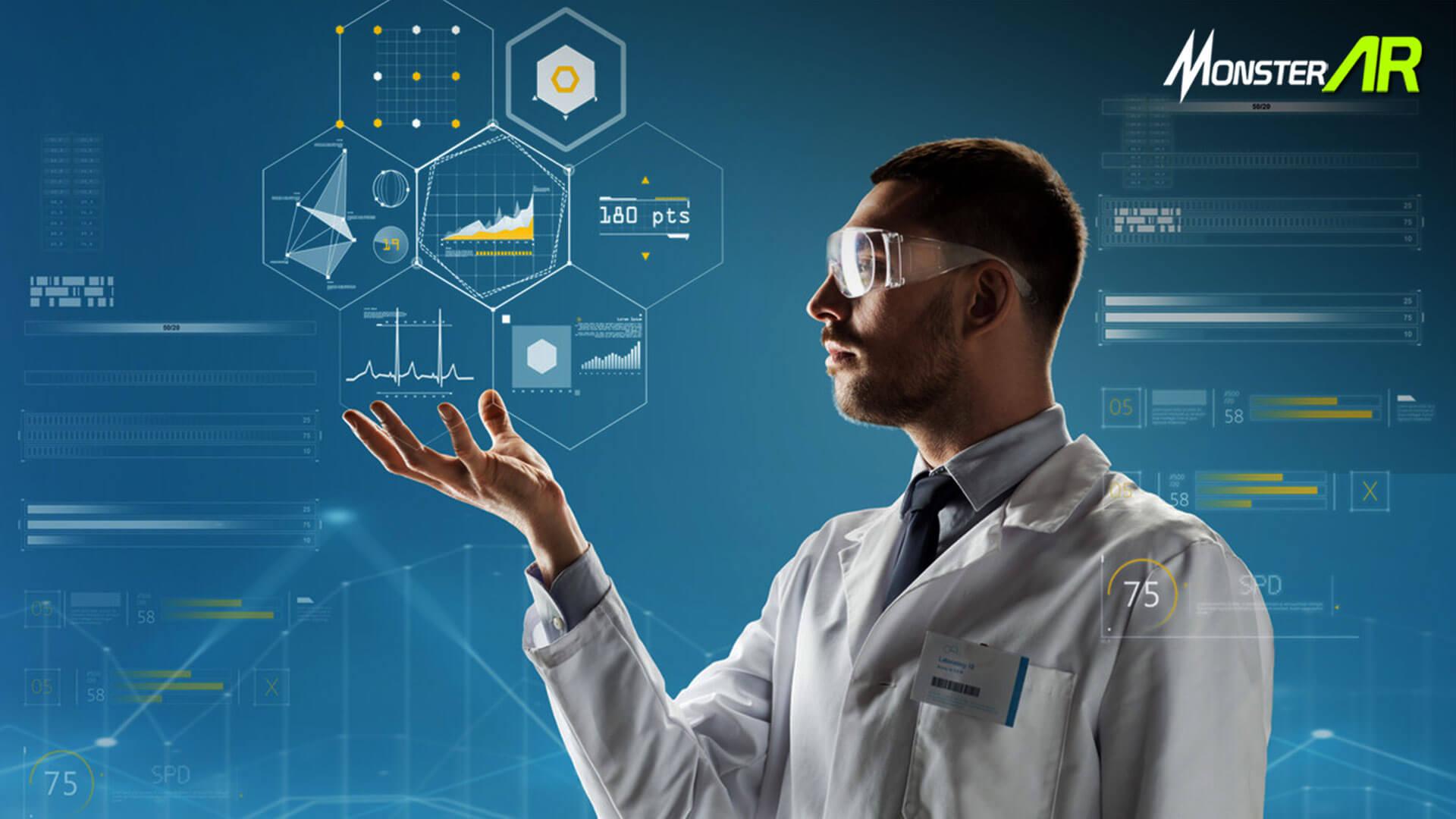 Augmented Reality dalam Farmasi