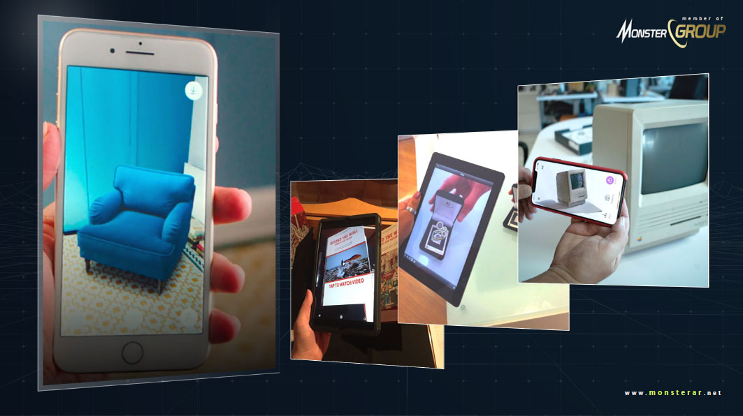 Contoh Augmented Reality