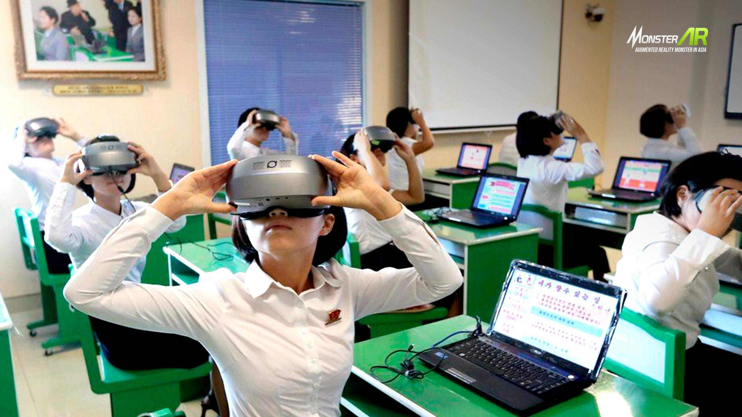 AR/VR untuk Media Pendidikan